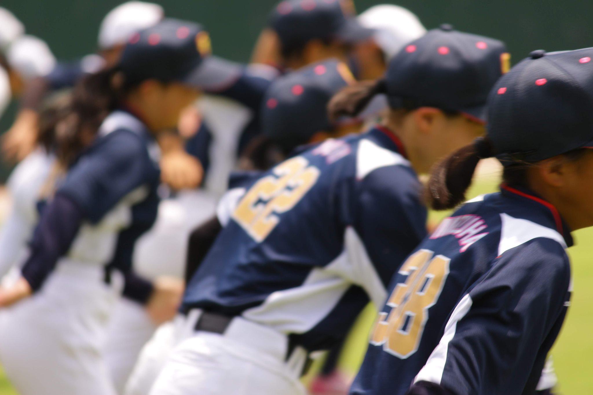 鳥取ディアーズのメンバーが走っている画像